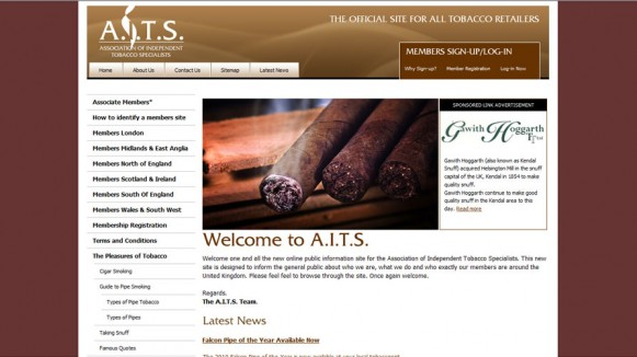 Association of Independent Tobacco Specialists