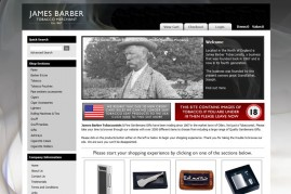 James Barber Tobacconists